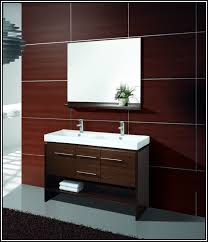 bathroom vanities double sink 60 inches. T Bar Paneled Drawers Double Sink 60 Inch Bathroom Vanity Under Single Frameless Mirror With Vanities Inches
