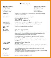 Undergraduate Resume Template Classy Sample Template Resume 28 Undergraduate Student Cv Sample