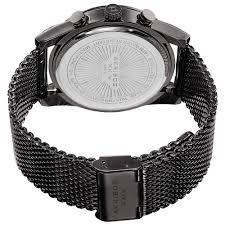 akribos xxiv akribos xxiv men s swiss multifunction mesh bracelet akribos xxiv men s swiss multifunction mesh bracelet watch