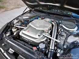 nissan 350z modified engine. Plain Engine Modp 1007 07 O2003 Nissan 350zengine  Throughout Nissan 350z Modified Engine