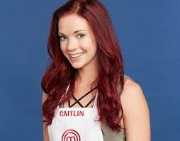 Supporting Caitlin Jones in Masterchef Season 8