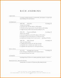 Resume Format Download Word Beautiful Resume Template Job Sample