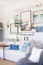 The Lettered Cottage Living Room Gallery Wall Spring Home Tour 4 600x900
