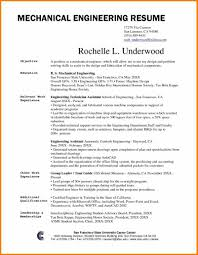 Career Objective For Mechanical Engineer Resume Engineer Resume Objective Magdalene Project Org