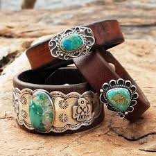 Roca Jewelry Designs Roca Jewelry Designs The Sky Stone Collection Leather