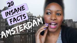 Amsterdam Travel Vlog 20 Insane Facts About Amsterdam YouTube