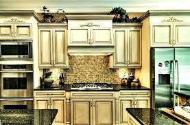 kitchens with antique cream cabinets more pictures a traditional antique white kitchen interior decorating styles french