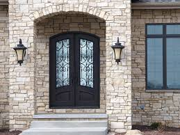 arched double front doors. Double Arched Wood Front Door Entry Doors Iron With Arch Top E