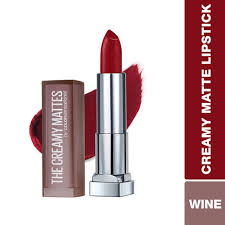 <b>Maybelline</b> New York <b>Color Sensational</b> Creamy <b>Matte</b> Lipstick at ...