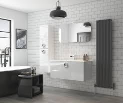 gloss gloss modular bathroom furniture collection. Adriatic Shown In White Gloss Modular Bathroom Furniture Collection