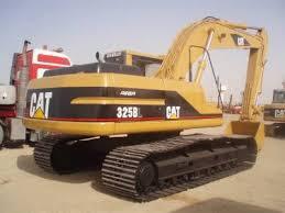 caterpillar 325b l hydraulic excavator
