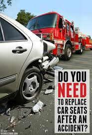 replace car seat after accident
