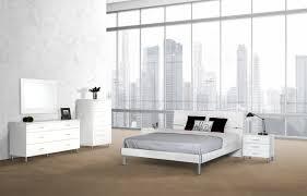 Modern Full Size Bedroom Sets Venice Furniture Modrest Bravo Modern White Bedroom Set