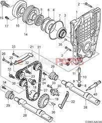 Transmission balance shaft
