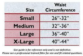 Womens Garter Belt 2 Inch Lightweight Waistband Truform 762