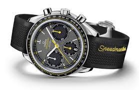 baselworld 2012 omega presents stunning series of innovative omega speedmaste racing chronograph watch