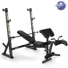 Ryno™ Power Rack Squat Cage Weight Bench Combo Package Machine Squat And Bench Press