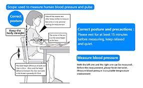 Blood Pressure Diagram Blood Pressure Diagram Of Correct Posture Wiring Diagram