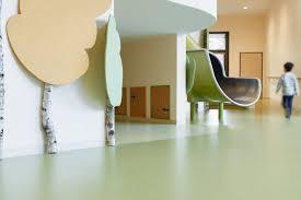 Linoleum ist überraschend modern und der umweltfreundlicher klassiker unter den bodenbelägen, der zu 80% aus nachwachsenden rohstoffen hergestellt wird. Emissionen Aus Dem Boden Dabonline Deutsches Architektenblatt