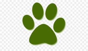 green dog paw clipart. Brilliant Dog Dog Paw Desktop Wallpaper Clip Art  Paw To Green Clipart I