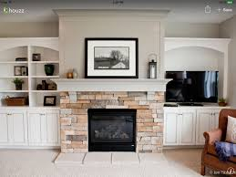 shiplap fireplace shiplap fireplacefireplace built insfireplace remodel fireplace surroundsstone