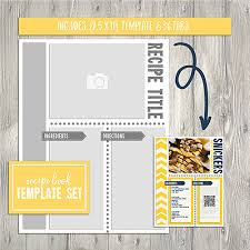 Recipe Book Formats Tdf91 Recipe Book The Daily Digi