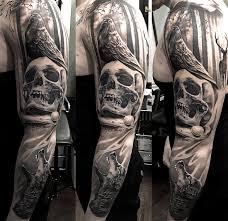 черно белые тату для всех значение фото и эскизы