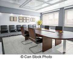 modern office interior. Office Interior - Modern (3D Rendering)