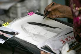photo by getty images drawing hair in graphite and colored pencil for beginners lee