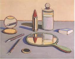 ritual cosmetics 1964 art by wayne thiebaud