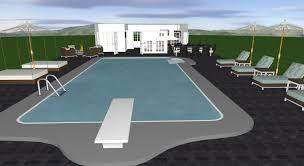 Jodie O Designs Pool House Jodie O Designs