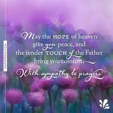Christian Condolences Quotes