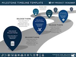 Product Development Roadmap Template Powerpoint Awesome