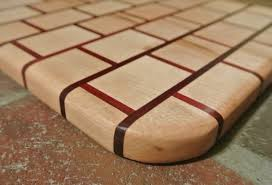 Cutting Board Patterns Mesmerizing Brick Pattern Cutting Board By JoesBetterHalf LumberJocks
