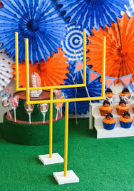 Super Bowl Party Decorating Ideas 60 GameWinning Super Bowl Party Decorations Brit Co 56