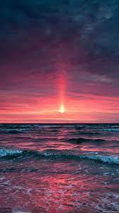 Sunset Vertical Wallpaper Hd
