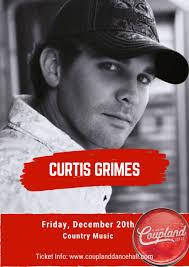 Curtis Grimes Jason Allen Country Music Coupland Dancehall Coupland Tx December 20th 2019 9 00 Pm