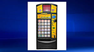 Vending Machines Calgary Beauteous Province Tests Scratch Lottery Ticket Vending Machines In Calgary