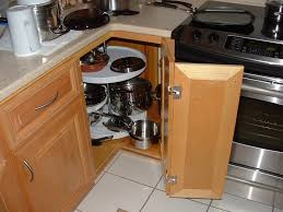 Corner Kitchen Cupboard Ideas Corner Kitchen Cabinet Storage Security Door Stopper