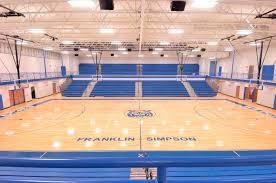high school gym. Franklin-Simpson High School Gym Full Court I
