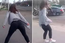 Twerking woman causes major accident New York Post