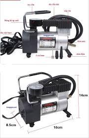 Máy bơm lốp ô tô xe máy mini 12V Heavy Duty Air Compressor Bơm Hơi Ô Tô, Xe  Máy, Xe Đạp,..- Bơm Lốp Ô Tô,Máy Bơm Hơi Điện bơm lốp ô tô