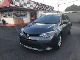 Toyota Corolla LE CVT 2014 | Victory Motors