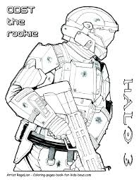 Halo Spartan Coloring Pages Page Home Improvement Reachable Pictures