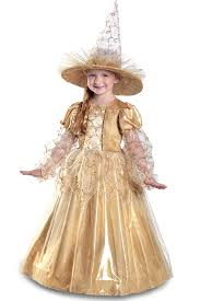 Princess Paradise Costume Size Chart Princess Paradise Mila The Gold Witch Costume Small