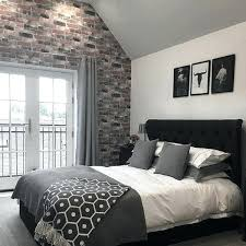 Grey And White Bedroom Grey White Bedroom Decorating Ideas Grey And White  Striped Wallpaper Bedroom .