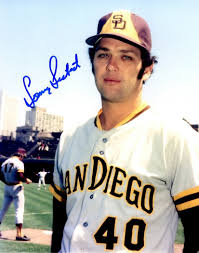 Autographed Signed Sonny Siebert 8X10 San Diego Padres Photo