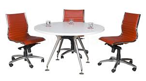 small round office tables. Creative Of Small Meeting Table With Round On Luna Base Boardroom And Tables Office