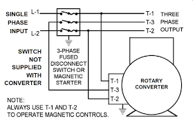 static 3 phase converter wiring diagram images converter to 220v converter wiring diagram rotary phase static