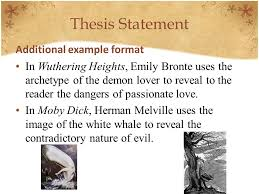 how to write a research paper day two how to write a research thesis statement additional example format in wuthering heights emily bronte uses the archetype of the